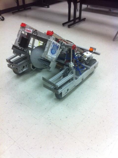 2016 robot
