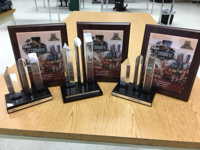 See Our Awards!