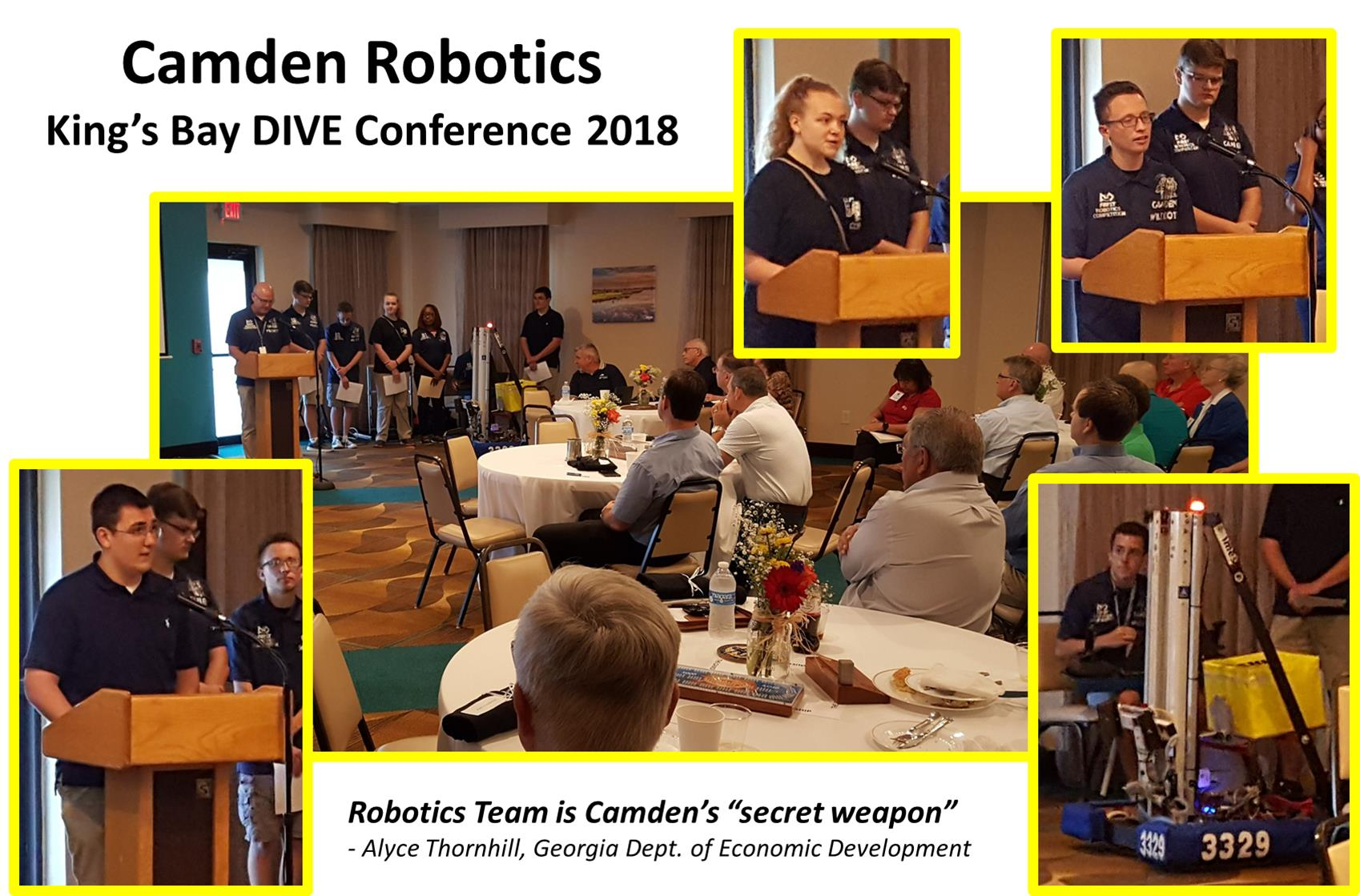 9-26 DIVE Conference